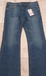 NEW NWT Seven 7 Jeans Low Rise Stretch Womens Size